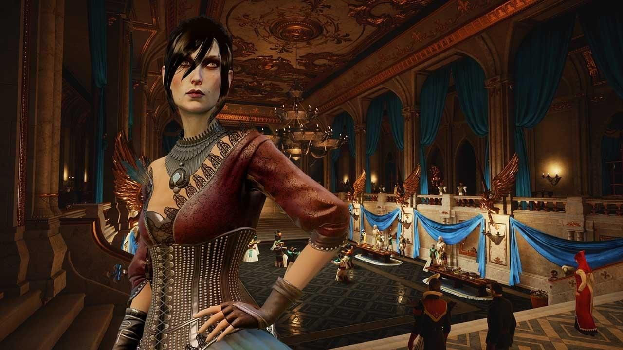 Dragon Age Inquisition: presentata una nuova statuetta