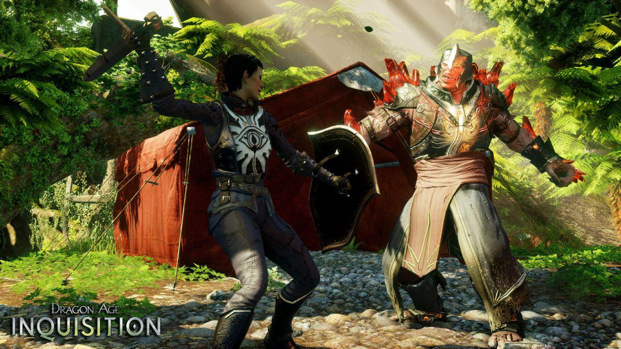 Dragon Age Inquisition: il prologo è stato creato e ri-creato sette volte