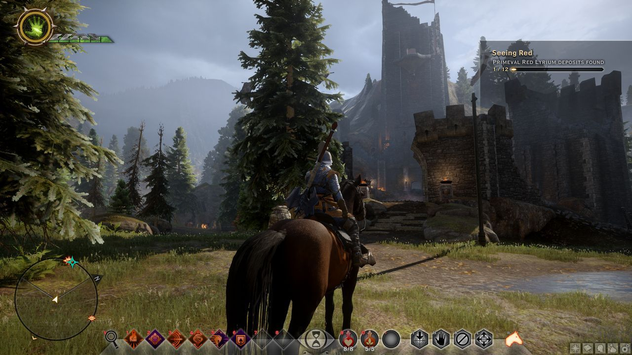 Dragon Age Inquisition: Q&A con Everyeye.it e Parliamo di Videogiochi
