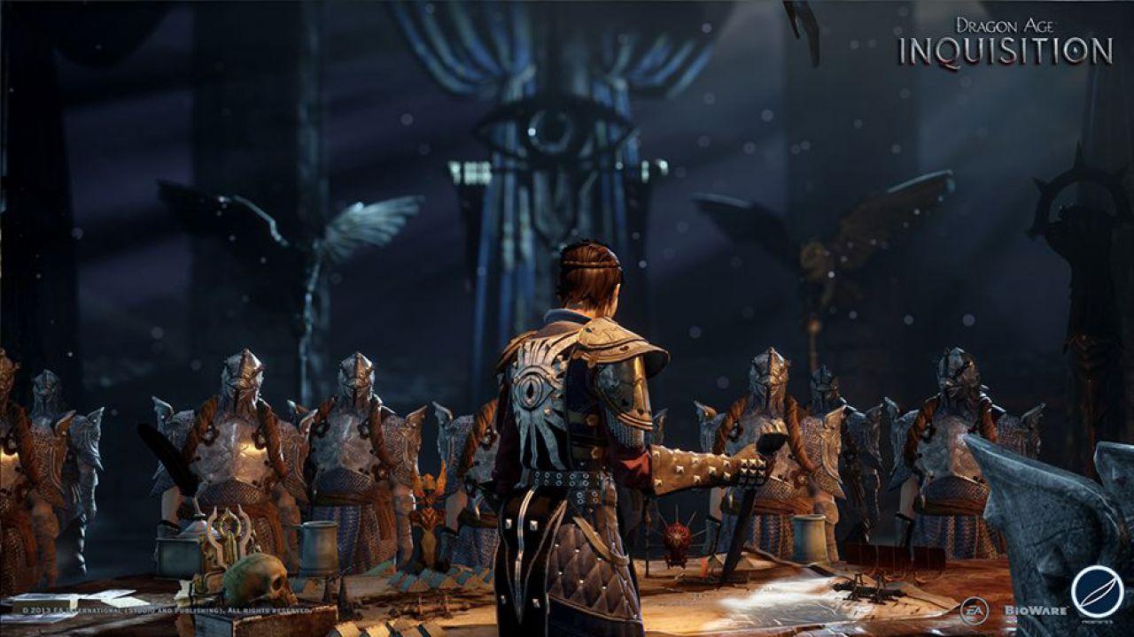 Dragon Age Inquisition rimandato a novembre