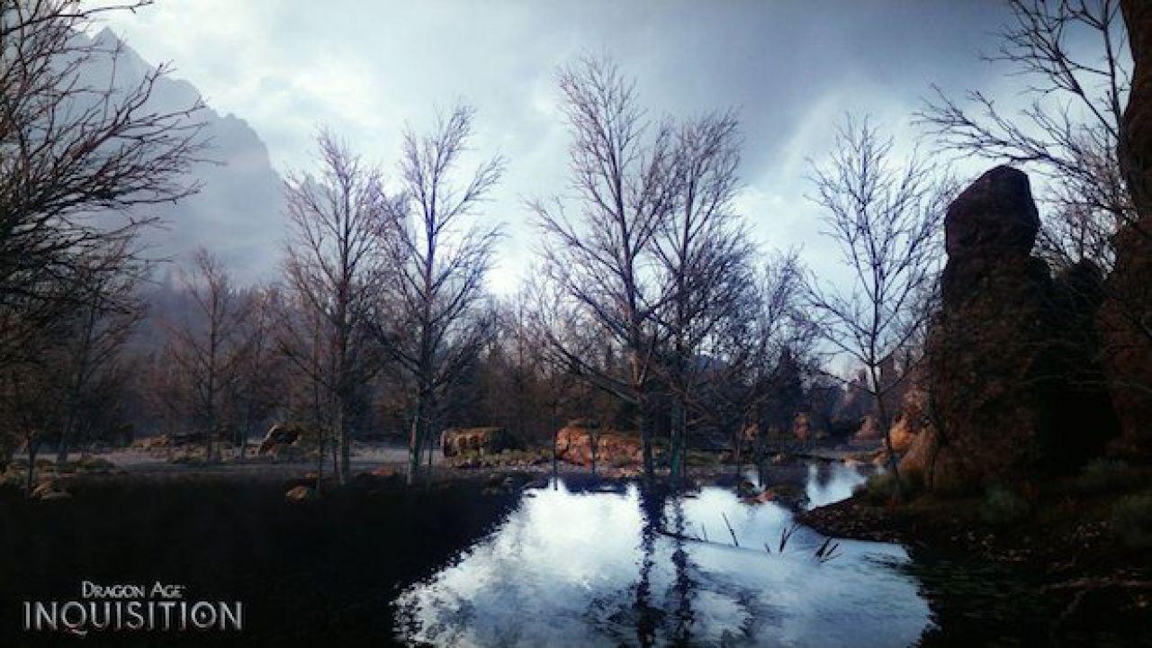 Dragon Age Inquisition: rivelata una nuova location