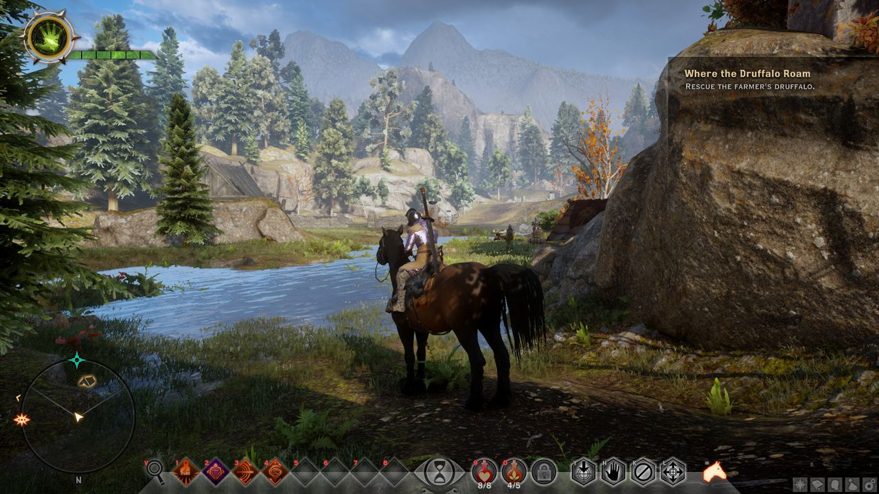 Dragon Age Inquisition: rivelati i requisiti PC