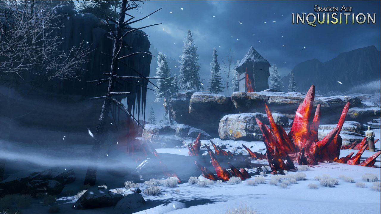 Dragon Age Inquisition: rivelato lo spazio occupato dalle installazioni