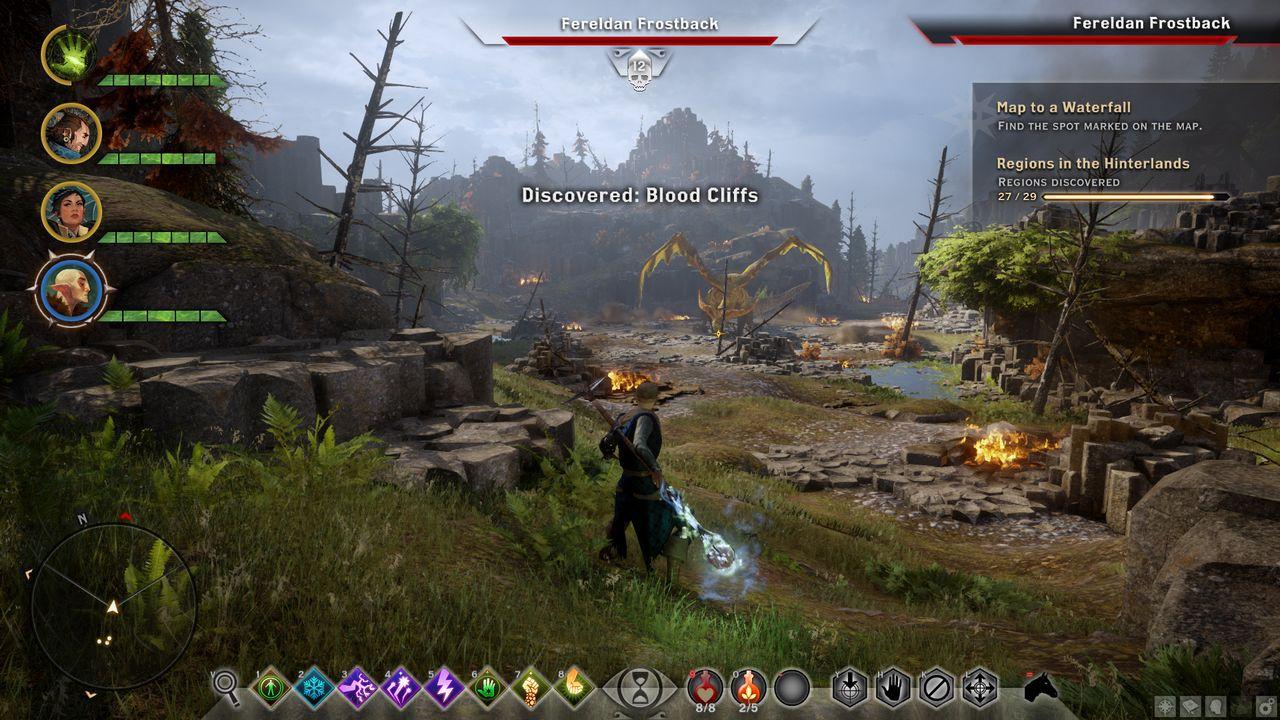 Dragon Age Inquisition: svelata la tracklist completa