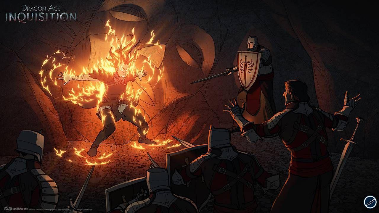 Dragon Age Inquisition: video con 60 minuti di gameplay