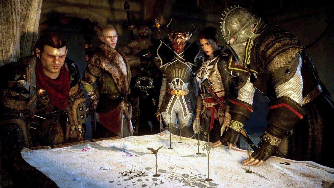 Dragon Age Inquisition: video con nove minuti di gameplay