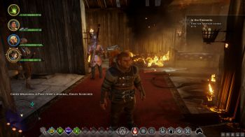 Dragon Age Inquisition: video intervista a Miranda Raison, voce di Cassandra