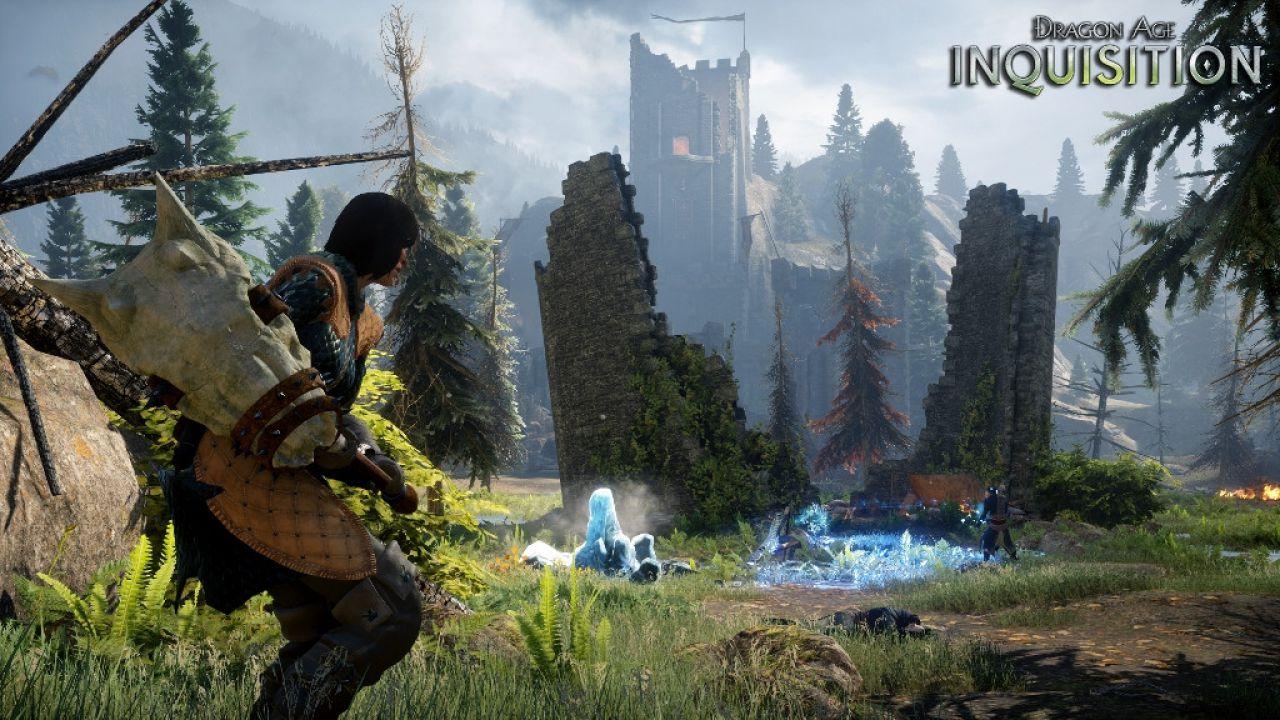 Dragon Age Inquisition: un video mostra l'editor dei personaggi
