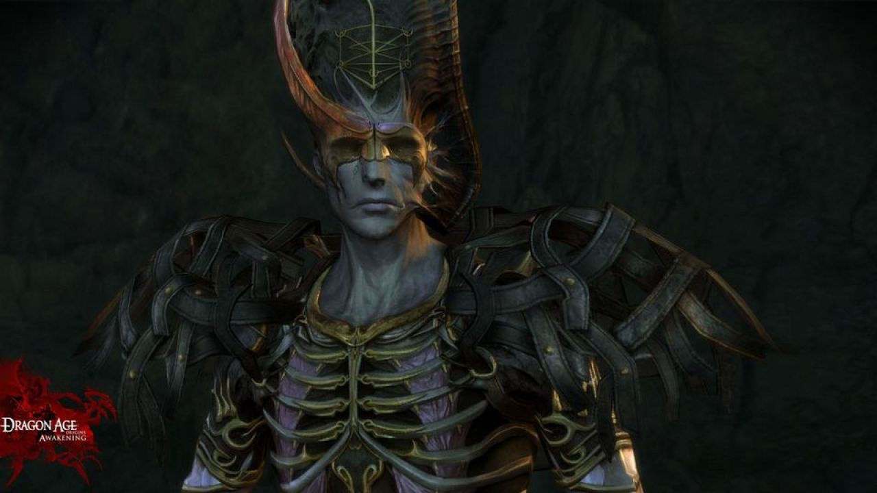 Dragon Age: Origins - Awakening, Andres si mostra in un video