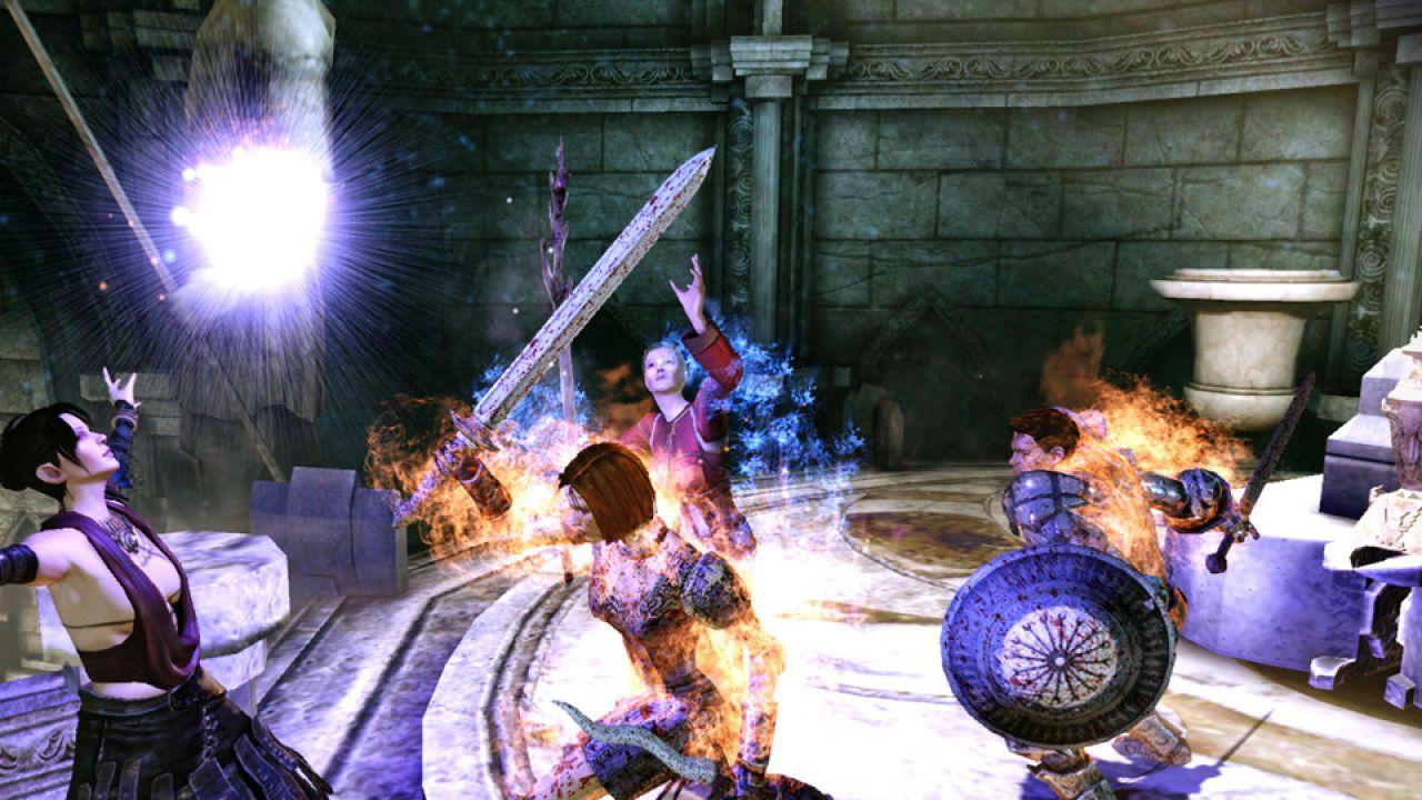 Dragon Age: Origins, disponibile la patch anti-freeze per PS3