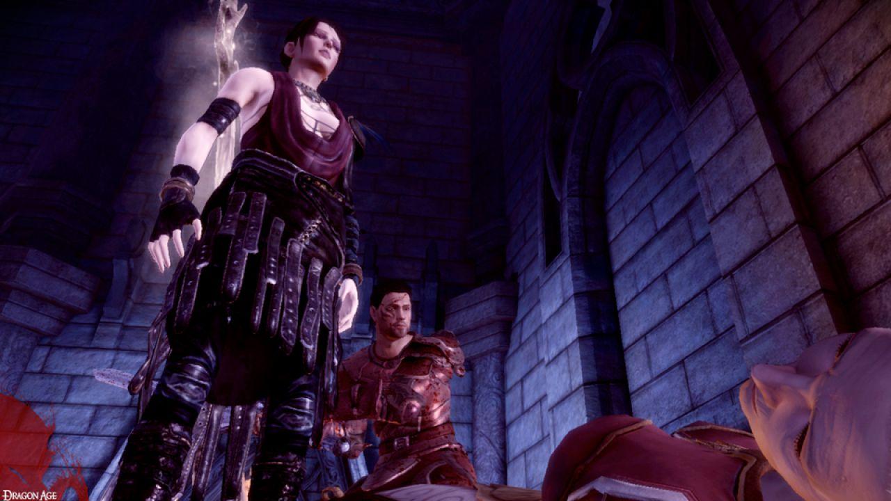 Dragon Age: Origins, il firmware PS3 3.30  manda in crash il gioco?