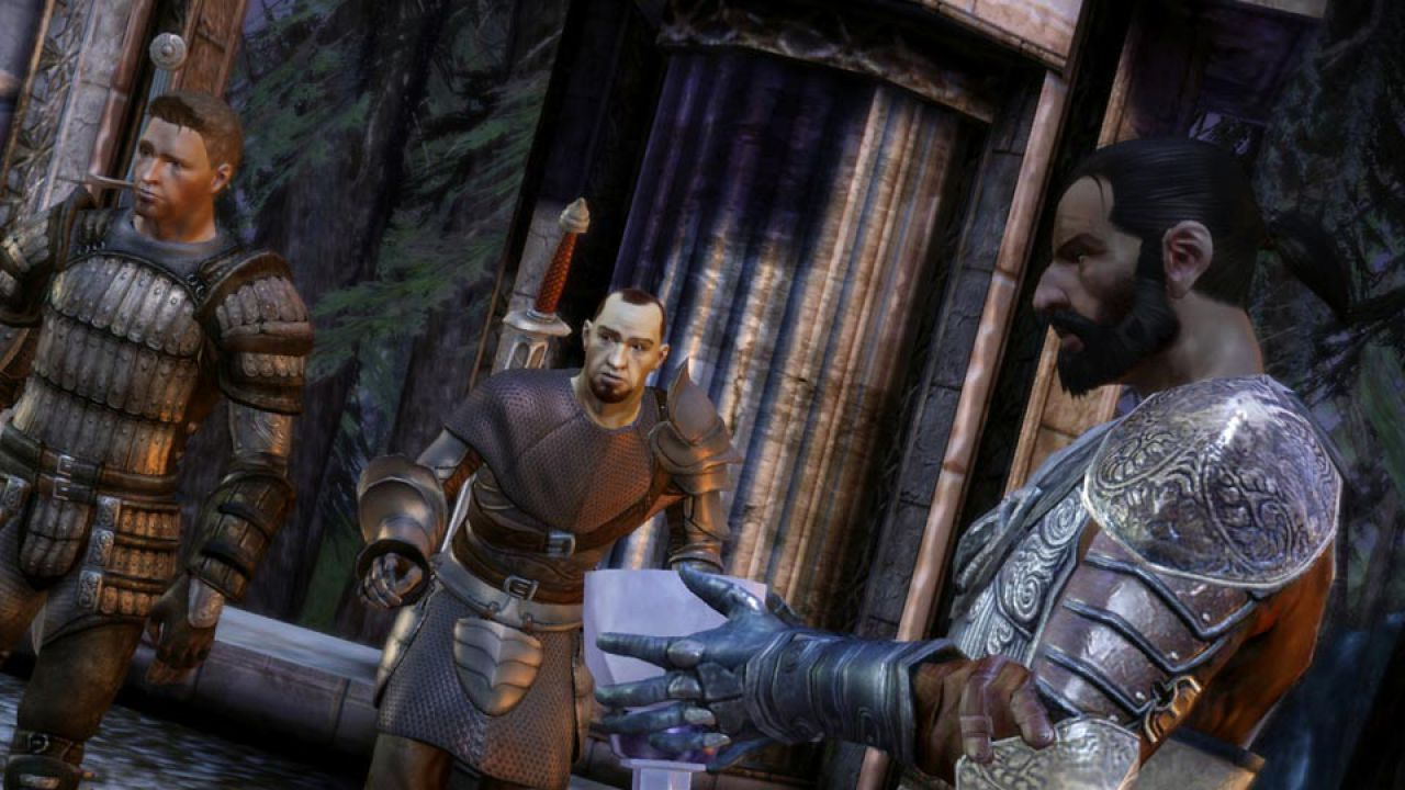 Dragon Age Origins in offerta su Steam
