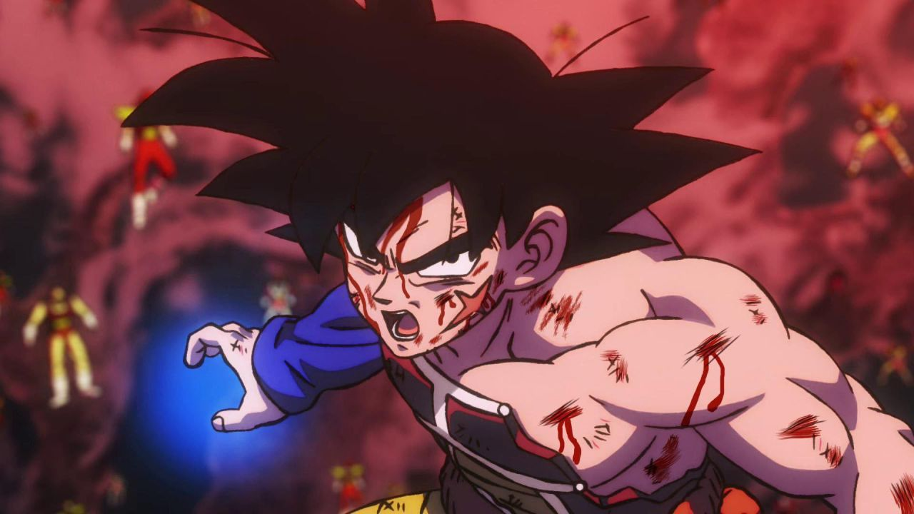 Dragon Ball: Bardak raggiunge il Super Saiyan 4 in un'epica illustrazione