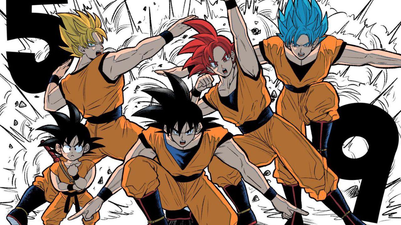 Dragon Ball: ecco come i fan hanno celebrato il Goku Day