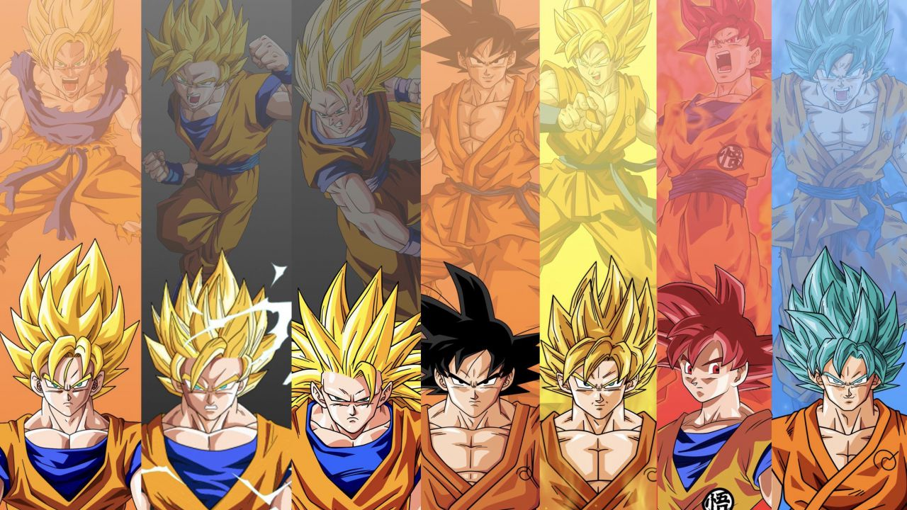 Dragon Ball: continua l'eterno dibattito sulla migliore forma di Super Saiyan