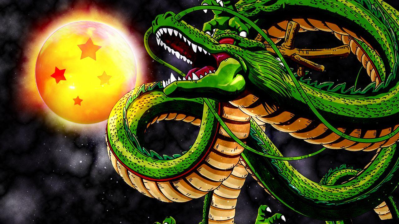 Dragon Ball: il Drago Shenron è più imponente che mai nel tatuaggio di un fan
