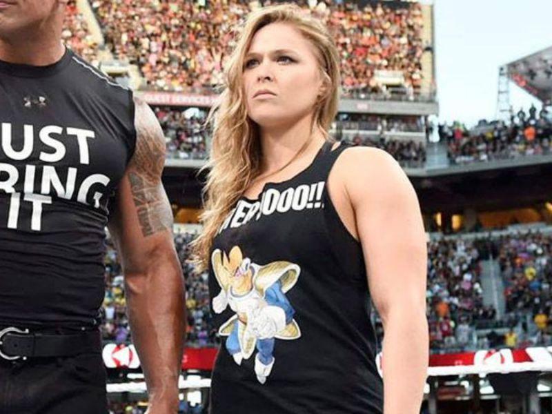 Dragon Ball, l'ex lottatrice UFC Ronda Rousey impazzisce per Vegeta: 'È il numero uno!'