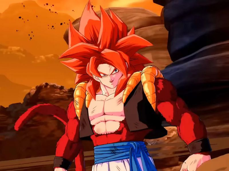 Dragon Ball FighterZ: Gogeta SS4 is coming, trailer, gameplay and launch date