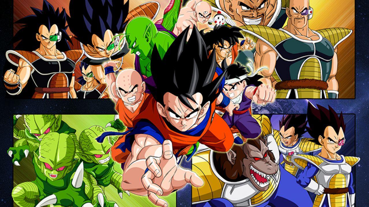 Dragon Ball Full Color: ecco la data d'uscita del 2° volume della Saga dei Saiyan