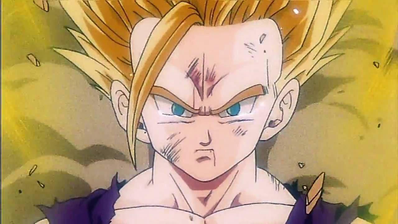 Dragon Ball: la furia di Gohan Super Saiyan 2 prende vita in una violentissima fanart