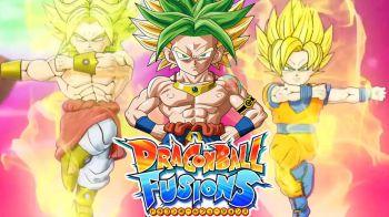 Dragon Ball Fusions: Gameplay nello Spot TV nipponico