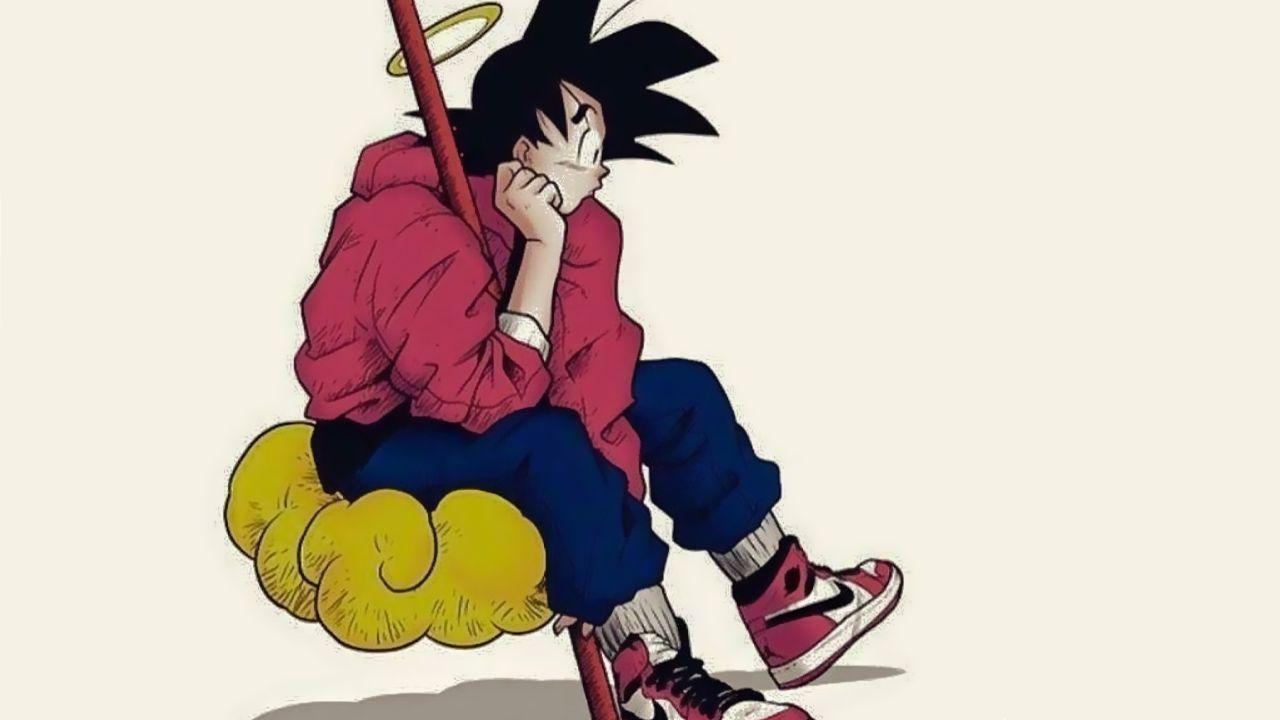 Dragon Ball: Goku diventa fashion in questa nuova statuetta