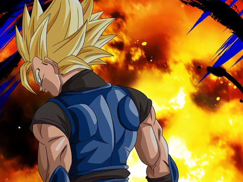 Dragon Ball: Goku e Shallot di Legends si affrontano in un bellissimo artwork