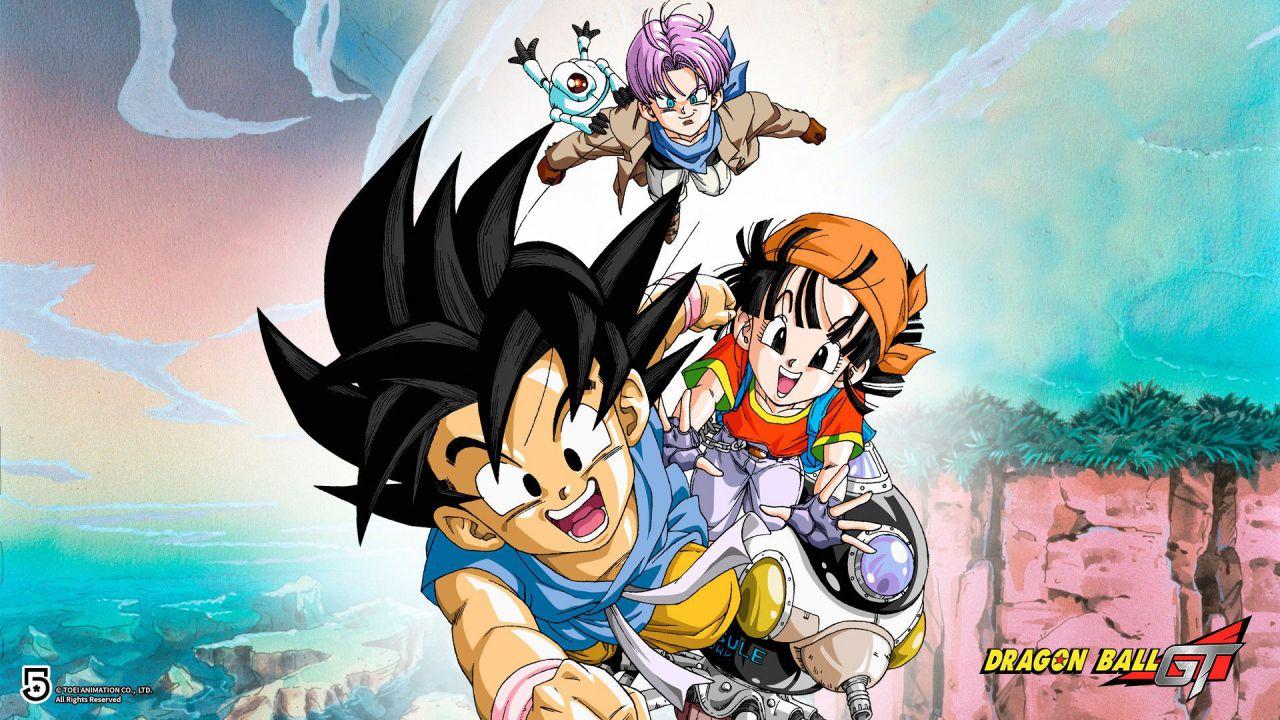 Dragon Ball GT torna in prima serata: ecco quando inizia e dove vederla
