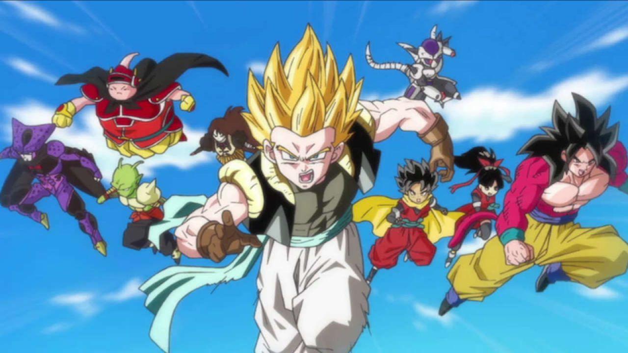 Dragon Ball Heroes Ultimate Mission 2: filmato introduttivo