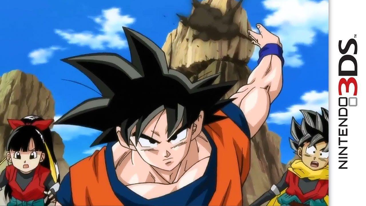 Dragon Ball Heroes: Ultimate Mission X annunciato per Nintendo 3DS
