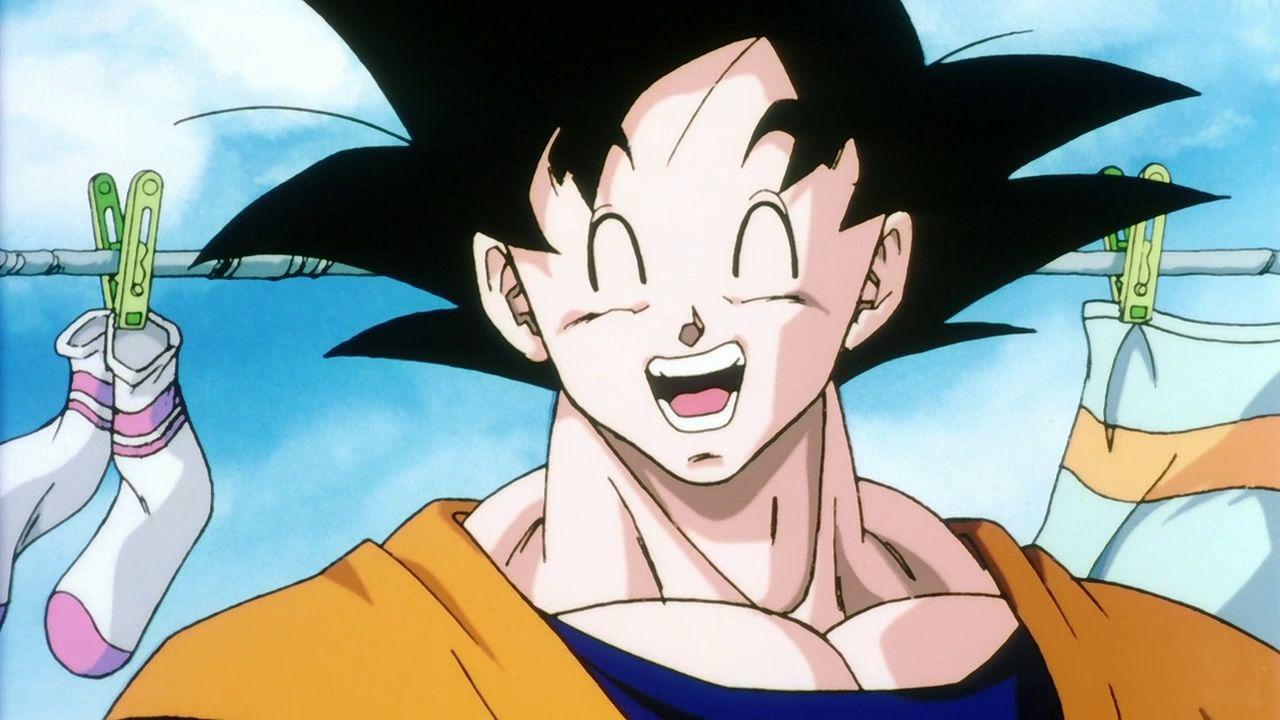 Dragon Ball incontra Final Fantasy: Goku e Cloud si fondono in un unico personaggio