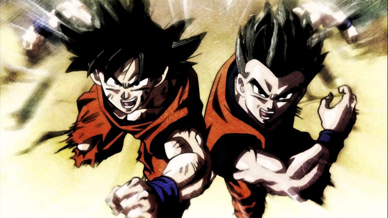 Dragon Ball incontra Naruto: Gohan al centro di un simpatico crossover