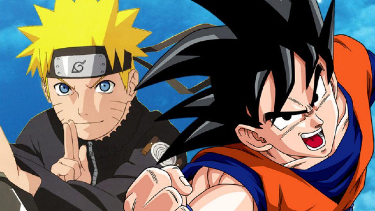 Dragon Ball incontra Naruto: riscopriamo il meraviglioso artwork realizzato dai due autori