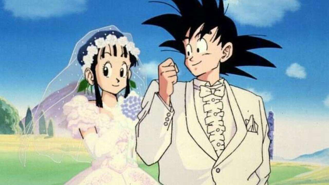 Dragon Ball: il matrimonio tra Chichi e Goku nella romantica statuetta di Figure Class