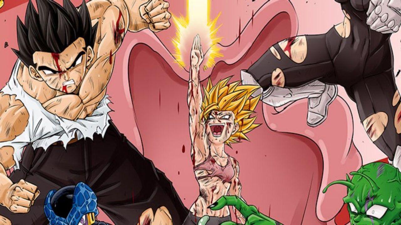 Dragon Ball Multiverse: la storia di Bra, la Saiyan più potente del multiverso