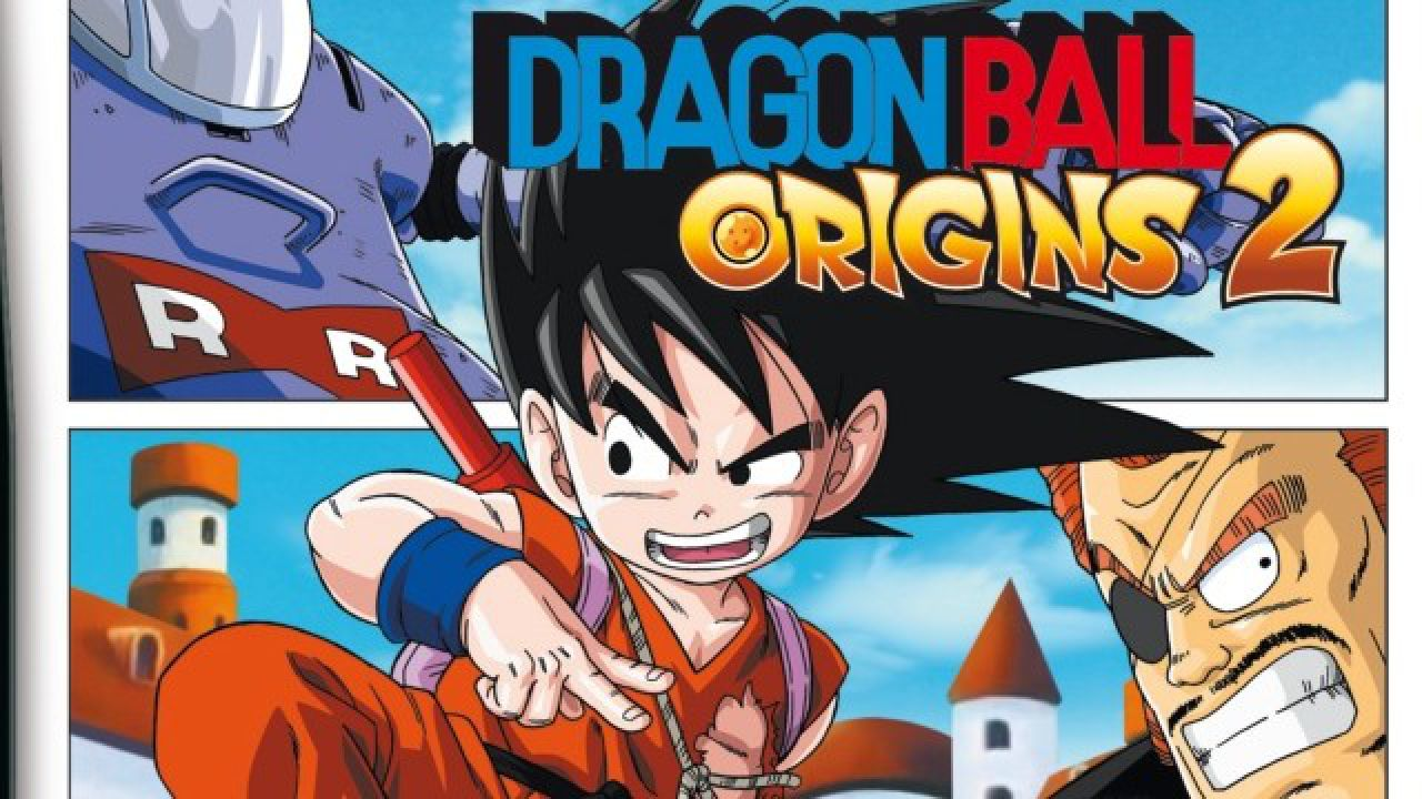 Dragon Ball: Origins 2, in arrivo in estate in Europa