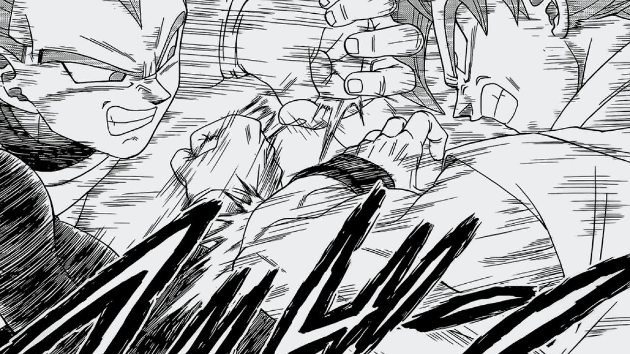 Dragon Ball Super 69, le differenti maturità di Goku e Vegeta: la sorte dei Saiyan
