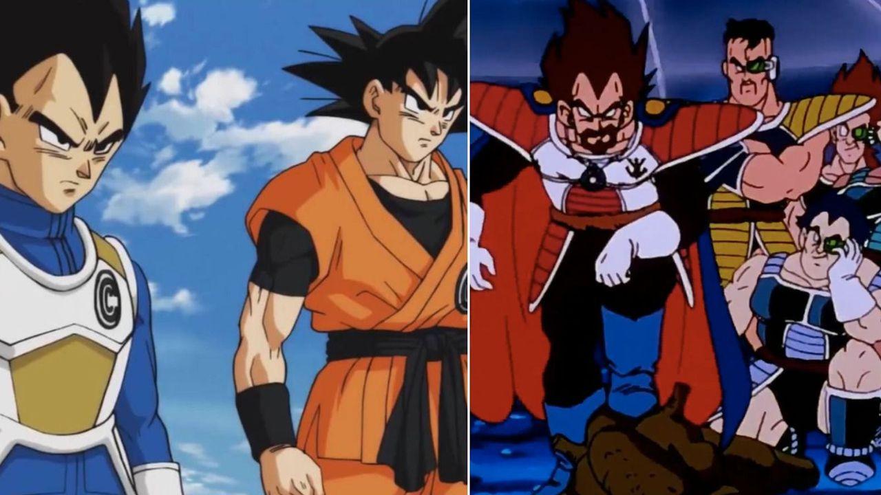 Dragon Ball Super 69, perché il passato dei saiyan è così importante? La domanda di Beerus