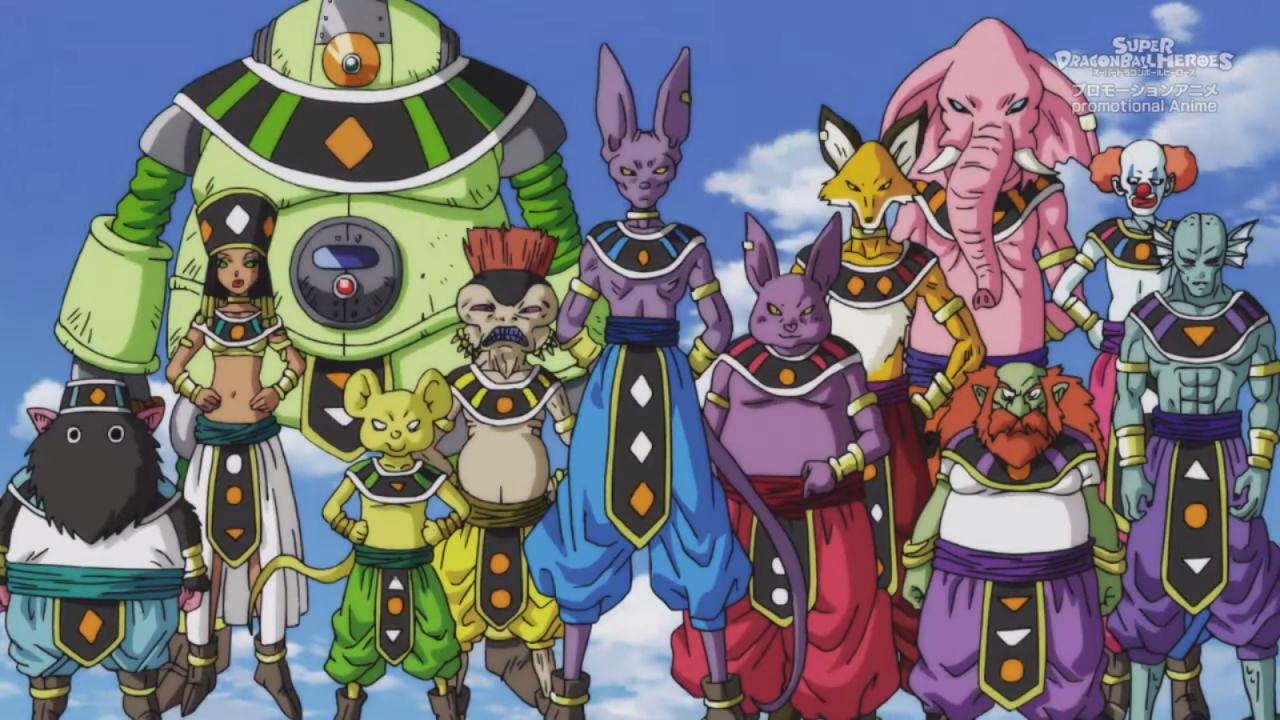 Dragon Ball Super: quale arco narrativo possiamo aspettarci al termine della saga di Molo?