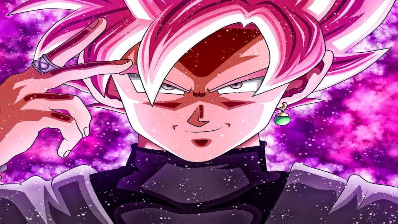 Dragon Ball Super: Black Goku Super Saiyan Rose torna all'attacco in questa figure