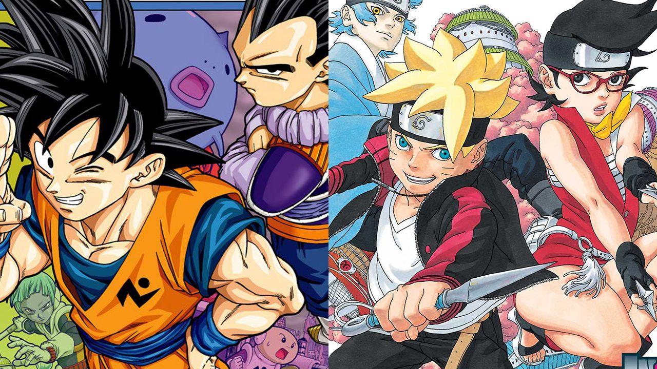 Dragon Ball Super e Boruto quando usciranno? Ecco il calendario dei prossimi capitoli