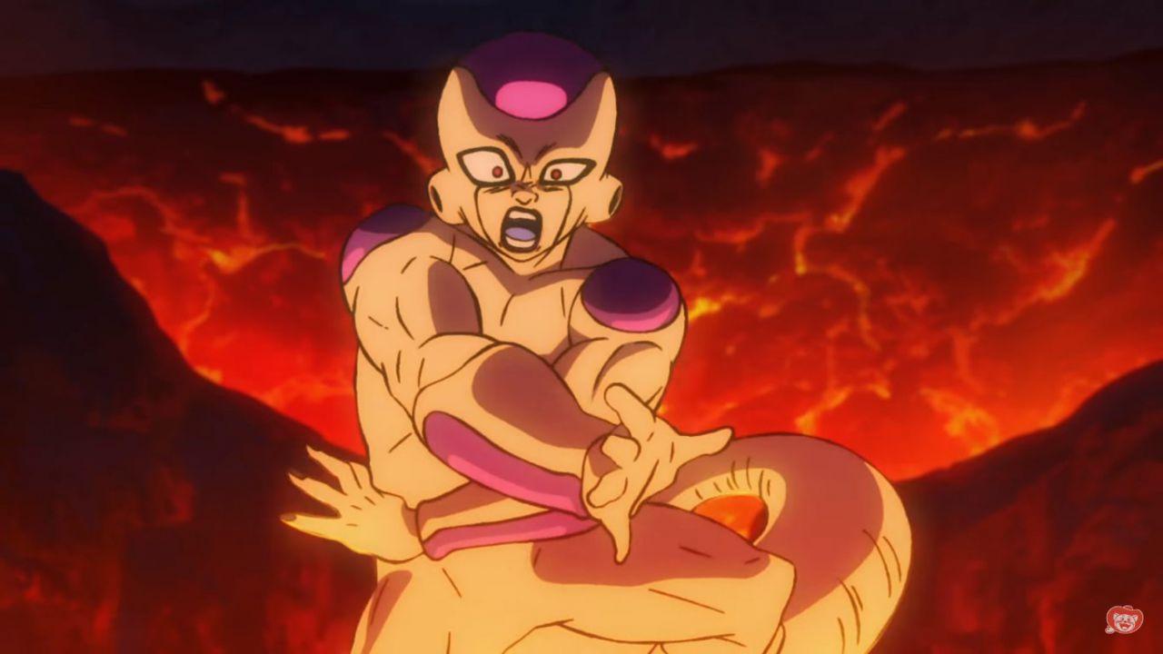 Dragon Ball Super: Broly, ammiriamo il character trailer di Freezer