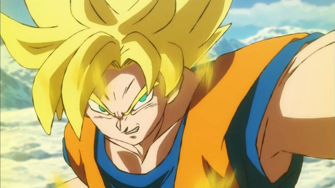 Dragon Ball Super: Broly in anteprima 20, 21 e 22 febbraio in alcuni cinema The Space