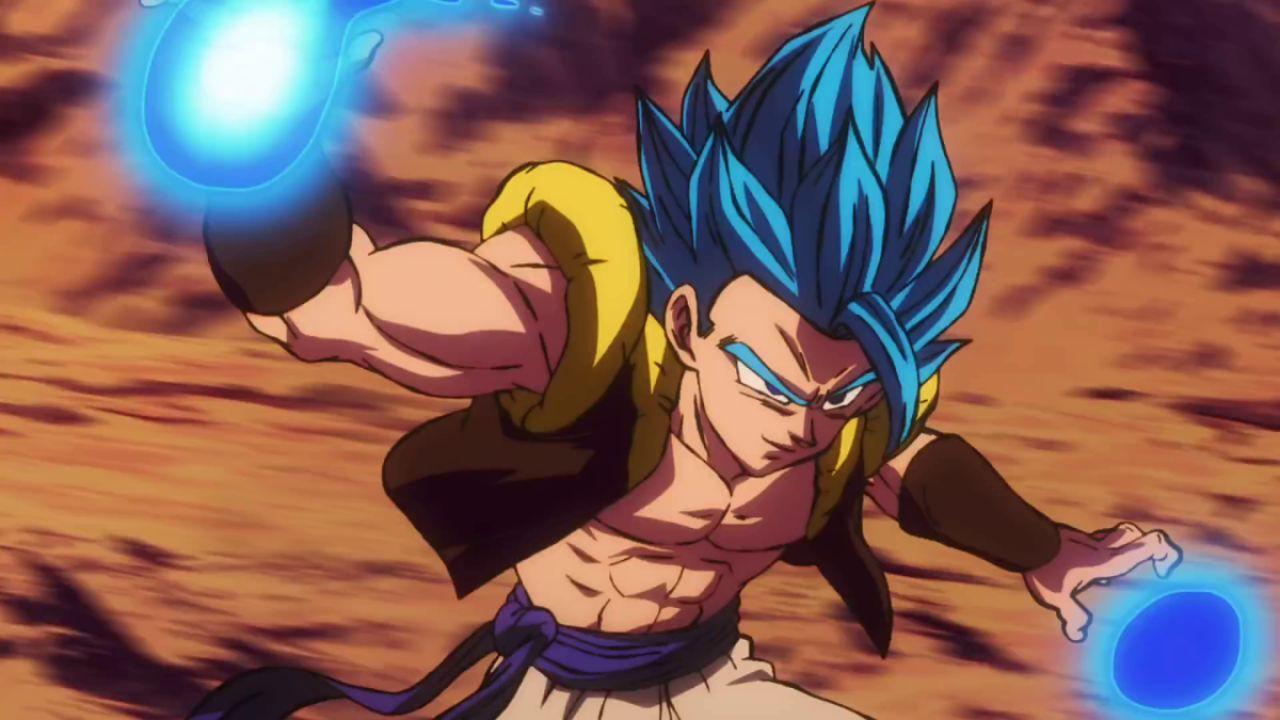 Dragon Ball Super: Broly, il character trailer di Gogeta