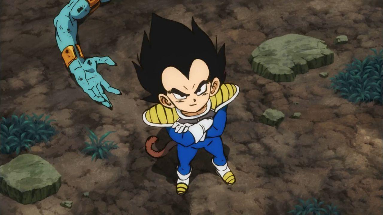 Dragon Ball Super: Broly, come sopravvissero Vegeta e gli altri allo sterminio dei saiyan?