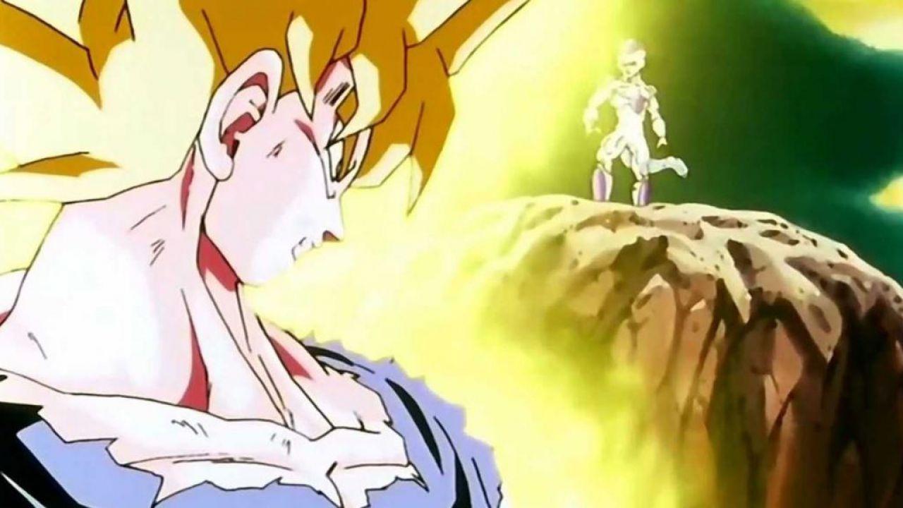 Dragon Ball Super: Broly: ecco come sarebbe la prima trasformazione di Goku secondo un fan