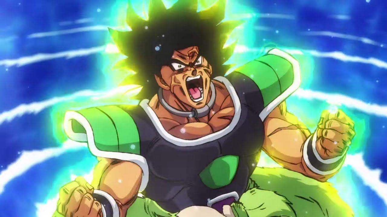 Dragon Ball Super: Broly visto da Goku, la battaglia tra saiyan in POV grazie a una fanart