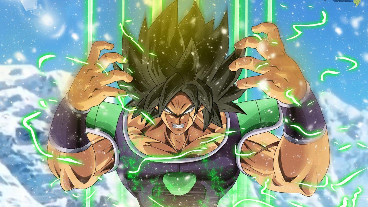 Dragon Ball Super: Broly, Goku viene massacrato in questa figure da quasi 600 euro