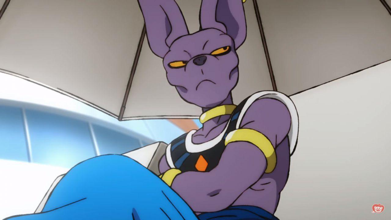 Dragon Ball Super: Broly, indizi sul prossimo Dio della Distruzione dell'Universo 7?