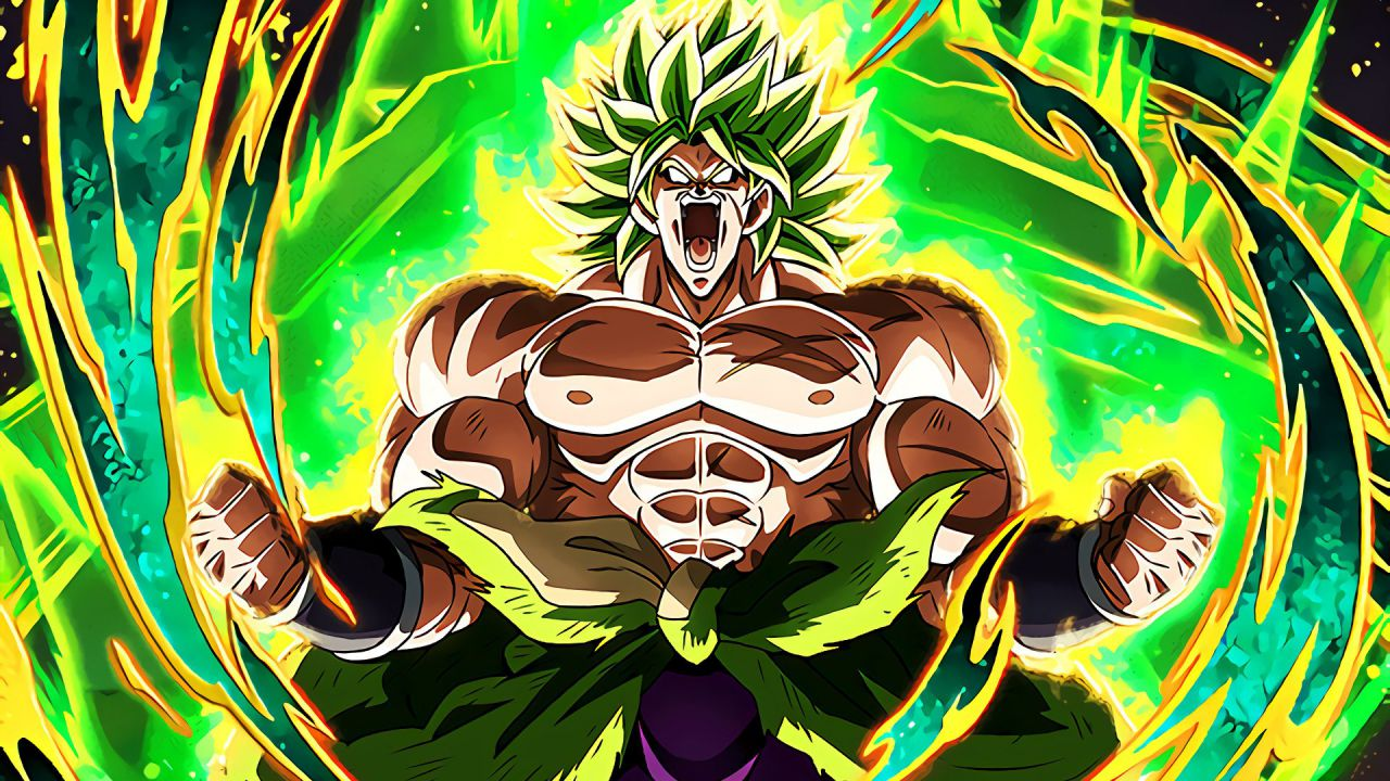 Dragon Ball Super: Broly sfida Jiren in una fanart mozzafiato